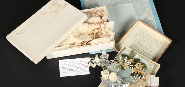A lifelong passion: Lace from the collection of the late Enid Purvis