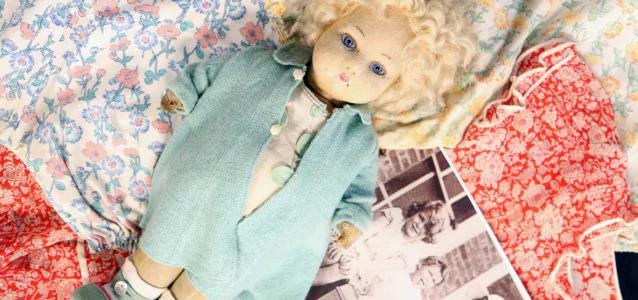 A doll fit for a Queen: Princess Elizabeth's favourite toy to be auctioned