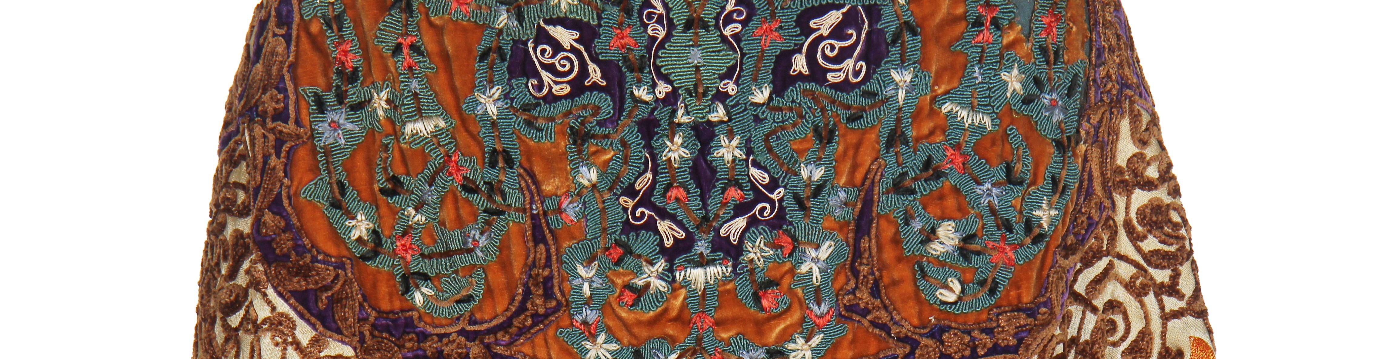 Vintage, Antique Textiles & Passion for Fashion