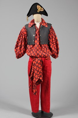 Lot 130 - A rare complete Vivienne Westwood 'Pirate'...