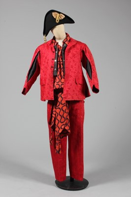 Lot 130-A rare complete Vivienne Westwood 'Pirate'...