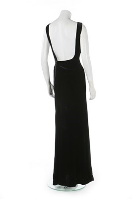 Lot 70-A fine and rare Elsa Schiaparelli couture...