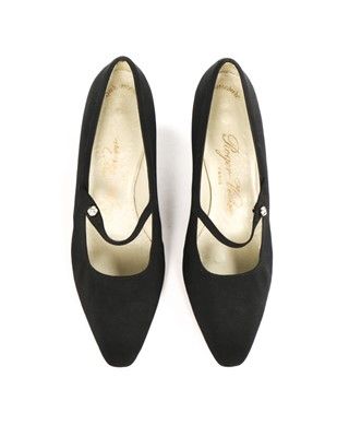 Lot 221 - A rare pair of Roger Vivier 'Comma' or...