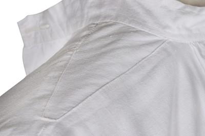 Lot 43-A gentleman's shirt, 1840-50