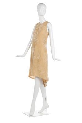Lot 6-Alexander McQueen cut velvet evening gown, 'Dante', Autumn-Winter 1996-97