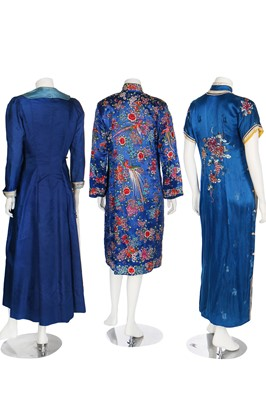 Lot 34 - A group of mainly Chinese and Japanese clothing for the European market, mainly 1920s-30s