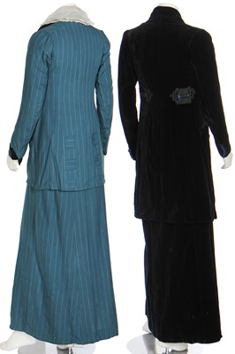 Lot 26 - Three walking suits, 1911-1914