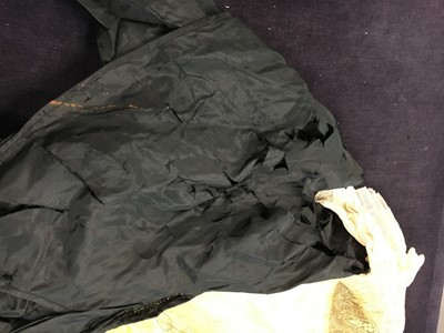Lot 28 - A large group of mainly black clothing, 1911-1918
