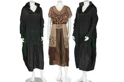 Lot 38 - A large group of clothing, mainly daywear, early 1920s