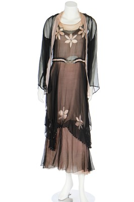 Lot 78 - Three evening gowns, 1930s-1940