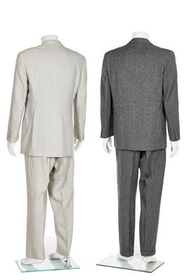 Lot 80 - Four Armani men's suits, circa 1990