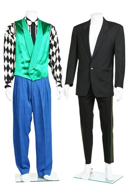 Lot 82 - A group of Gianni Versace menswear, late 1980s-early 1990s