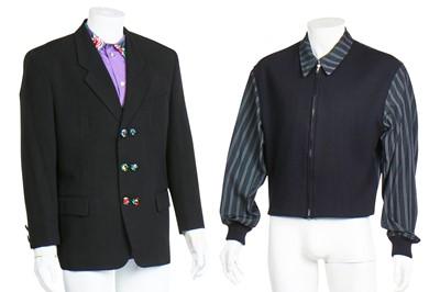 Lot 77 - A group of Comme des Garçons menswear, 1980s-90s