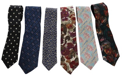 Lot 94 - A large group of men's ties, mainly 1990s