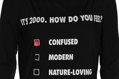 Lot 55 - A rare Moschino 'Millennium' interactive Lycra dress, 1999-2000