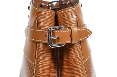 Lot 45 - A Louis Vuitton tan Epi leather handbag, circa 2000