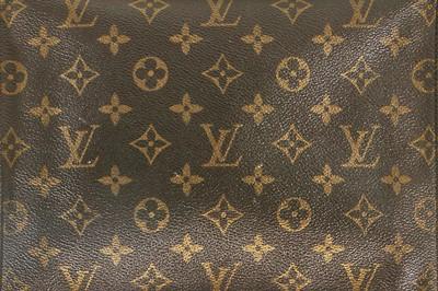Lot 41 - A Louis Vuitton Sac Plat, 1970s
