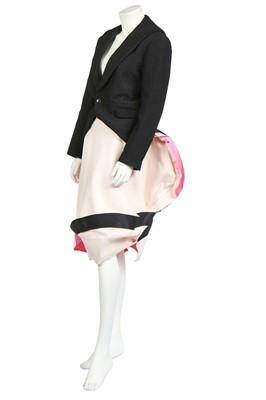 Lot 72 - A Rei Kawakubo/Comme des Garçons stiffened-cotton skirt, Spring-Summer 2004 Ready-To-Wear